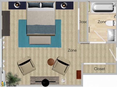 Example Floor Plan